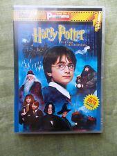 FILM DVD HARRY POTTER E LA PIETRA FILOSOFALE