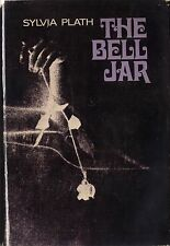 THE BELL JAR-SYLVIA PLATH-1971-1ST/1ST W/6.95 D/J-VERY NICE FIRST PRINTING!