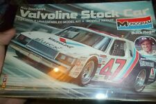 MONOGRAM 2707 #47 RON BOUCHARD BUICK REGAL VALVOLINE Model Car Mountain 1/24 FS