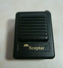 Sca Sceptar Ii Sp-Av02A Uhf 2 Channel Pager 453-463 Mhz with Charger