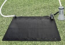 More details for intex eco-friendly solar heating mat for swimming pools #28685 grey