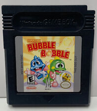 Bubble Bobble DX Nintendo GameBoy Color GBC Cartridge Only Authentic Colour NTSC