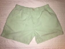 Chubbies Shorts Mens Size Large Light Green Cotton USA
