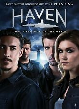 HAVEN 1-5 (2010-2015) COMPLETE - Colorado Kid SyFy TV Series Season - NEW DVD R1