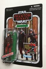 STAR WARS VINTAGE COLLECTION NABOO ROYAL GUARD TPM #83 VC TVC See pics