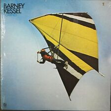 Barney Kessel Soaring LP Sealed Concord CJ-33 Tip on Pasteboard Sleeve