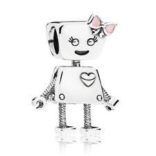 "PANDORA  Charm Bead 797141EN160 "" Bella Bot ""  925 Sterlingsilber"