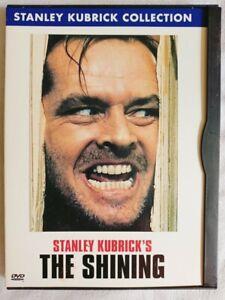 """ THE SHINING ' DVD ZONE 1 ! De STANLEY KUBRICK - JACK NICHOLSON"