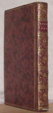 EUTROPE Brève histoire romaine édition en latin Merigot 1746 gravures de lafosse