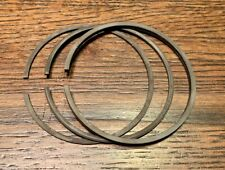 BENELLI / WARDS RIVERSIDE 350cc PISTON RING SET (1st OVER) *ORIGINAL NOS!*