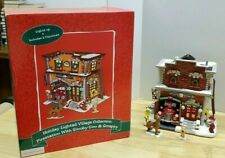 New ListingWarner Bros.Holiday Lighted Village Firestation Scooby Doo & Scrappy