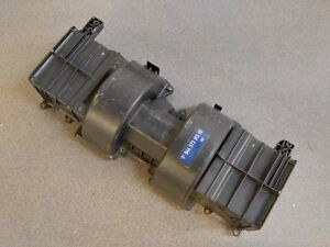 VERY NICE USED ORIGINAL GENUINE PORSCHE 944 AIR BLOWER MOTOR FAN UPPER HOUSING