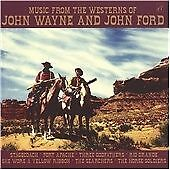 Various Artists - Music From The Westerns of John Wayne and John Ford,RARE CD