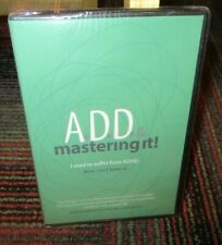 ADD & MASTERING IT DVD, 36 SIMPLE & PRACTICAL TOOLS, RICK GREEN & PATRICK MCKENN