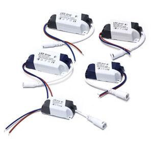 3W-36W LED Panel Driver Ceiling Light AC85-265V Transformer Power Supply Adapter