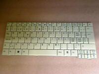 Tastatur Keyboard SWISS (Schweiz) Acer Aspire one ZG5 -2
