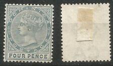 DOMINICA Scott #17,19 & 22 MH-MNG 1883-1888