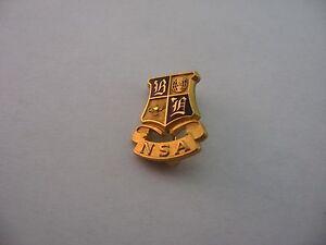 NSA BL Pin Award ~ High Quality