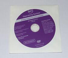 DELL WINDOWS 10 PRO 64BIT OS RESTORE DVD for preinstalled Dell laptops pn-07PF46
