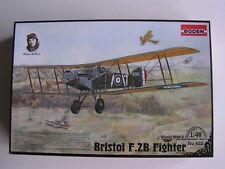 Bristol F.2B Fighter, Roden #425, 1/48