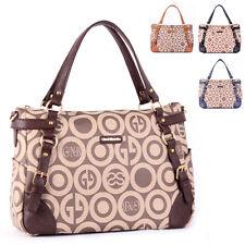 Women Faux Leather Fashion Handbag Satchel Shoulder Messenger Crossbody Hobo Bag