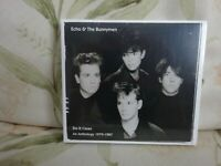 Echo and The Bunnymen - Do It Clean: An Anthology 1979-1987 -CD-New-Free Uk Post