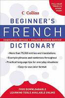 NEW BOOK Collins Beginner's French Dictionary - Harper Collins Publishers