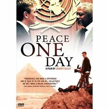 Peace One Day (DVD, 2006)