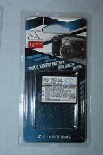 CAMERON SINO Batterie  Toshiba Camileo BW10 -  CS-DBL80