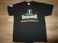 Arizona Rattlers AFL Arena Bowl Football Champions Locker Room Shirt M Medium
