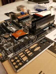 Z77 Motherboard Bundle TZ77XE4 i5 3570K 8GB DDR3 1866Mhz C9