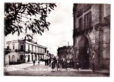 CARTOLINA PUGLIA - BARI - ALTAMURA 1513 - ARCO DI PORTA BARI ANNI 60