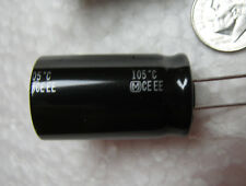 (5) Panasonic 150uF 250V 105°C 18X31.5mm Long Life Electrolytic Capacitors