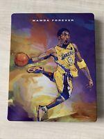 Kobe Bryant Steelbook Case NBA 2K21 PS4/XB1 Version Case Only No Game