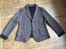Max Mara Weekend Brown Wool Jacket Size 14 16 Uk Large