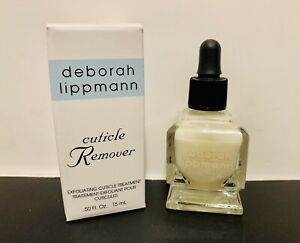 "New Deborah Lippmann - ""Cuticle Remover"" Exfoliating Cuticle Treatment .50 fl oz"