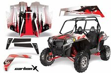 AMR Racing Polaris RZR 900XP Sticker Graphic Kit Decal UTV Parts 11-14 CRBON X R