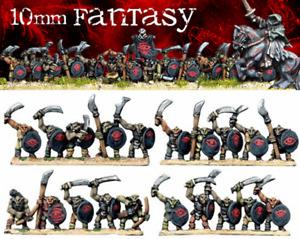 Fantasy 10mm metal Figures Copplestone Castings