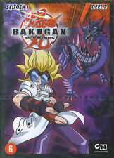 Bakugan, Battle Brawlers : seizoen 1 deel 2 / saison 1 partie 2 (DVD)