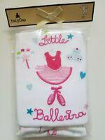 Baby Gap Girls Pajama Set Long Sleeved Top & Bottom Little Ballerina Size 2 NEW