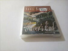 Rivers End by Nora Roberts CD, Abridged Audiobook Brand New