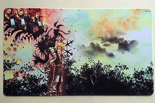 Kingdom Hearts Mat Game Mouse Pad Custom Playmat Free Shipping #A