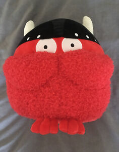 Comic Relief Red Nose Day VIKING PLUSH RND 2017 Mint Condition Collectable