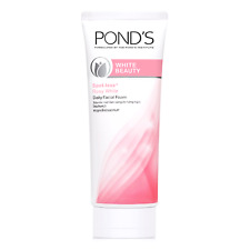 100g Pond's White Beauty Spot-Less Facial Foam Brightening Rosy Anti Dark Spot