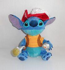 "Disney Store Lilo & Stitch 12"" Plush Pirate Doll"