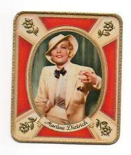 Marlene Dietrich 1934 Garbaty Film Star Series 1 Embossed Cigarette Card #18