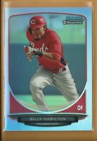 Billy Hamilton RC 2013 Bowman Chrome Draft Top Prospect Rookie Refractor # TP-32
