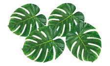 Hawaii Party Palmen Dekoblätter 4 Stück NEU - Partyartikel Dekoration Karneval F