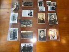 WW2 GERMAN ERA NAVY KRIEGSMARINE PHOTOS +POSTCARDS set of 17