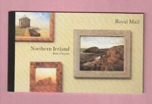 Great Britain, Royal Mail Prestige booklet 1994, Northern Ireland. DX16